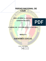 Apoyo Legal Módulo 6