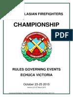 2015 Rule Book