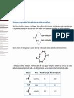 A Química e os Sentidos I Acidos