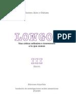 Longos Una Critica Reflexiva III Edicion Copy