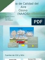 Norma de Calidad Del Aire Ozono