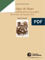 Los Hijos de Huari Sofia Venturoli PROLOGO