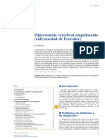 2014 Hiperostosis Vertebral Anquilosante (Enfermedad de Forestier)