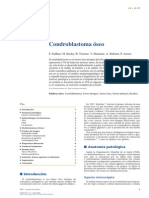 2014 Condroblastoma óseo