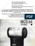 Osram Bcs 44