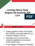 API CI-4