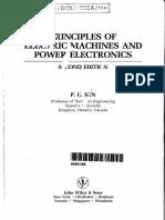 P. C. Sen - Principles of Electric Machines 2ed