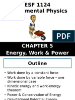 CHAPTER 5 - Work & Energy (v1)