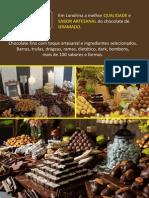 Mesa de Doces - d'Cacau - Gramado Chocolates