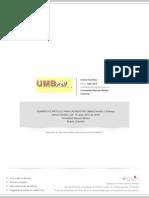 Formato de Artículo Para Las Revistas Umbral Científico y Entérese