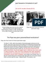 Jesuit Papal Assassins