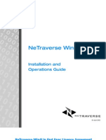 NeTraverse Win4Lin Workstation 5.0 (Installation and Operations Guide)