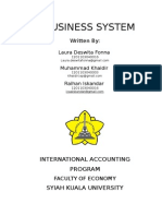 E-business PAPER AIS Group 3