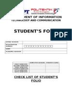 3. Folio Pelajar DIP