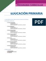 Dcn2009 III Primaria
