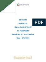 edu 1302 assessment 2 childrens app evaluation1