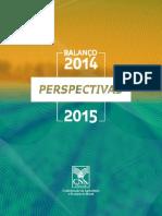Agronegocio Completo Balanco2014 Perspectiva2015 Web