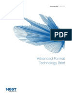 Advanced Format Technology - HGST