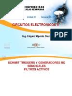 Circuitos Electronicos II - Semana 03