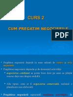 Curs 2 - Tehnici de Negociere