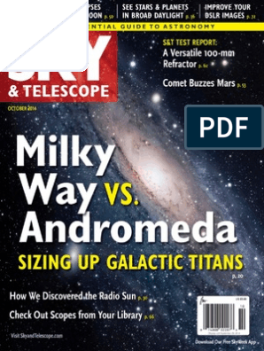 Sky & Telescope-2014 10 pdf | Astronomical Objects | Outer Space