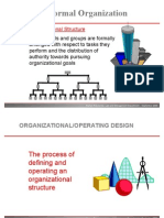 ADU Slides 2014 Formal Informal Organization