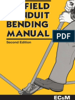 Conduit Bender Guide | Distance | Angle