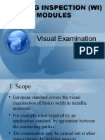 WE Inlastek 05A Visual Examination