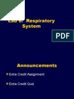 amali respiratori