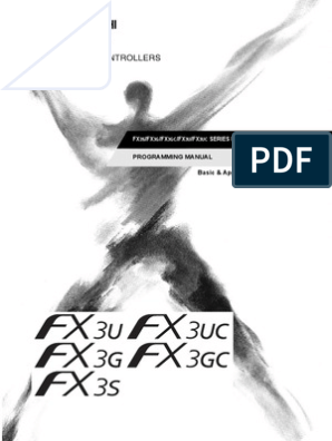 Mitsubishi Fx5u Plc Programming Manual