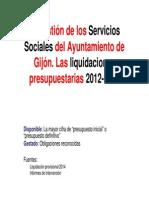 La gestión de Foro en Servicios Sociales