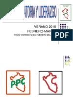 Cursodeoratoria Nivel IV -Verano2010