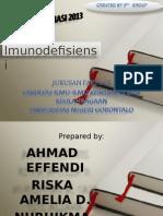 Imunodefisiensi Kel 6