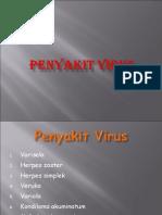 Power point Penyakit Virus
