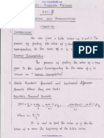 MA2264 Numerical methods Notes