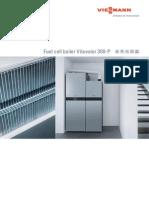 Ppr-fuel Cell Boiler