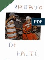 TRABAJO DE HAITÍ ( Marta y Andrea)