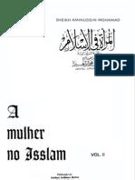 woman in islam (Portugal  lang)