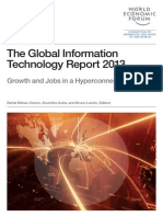 WEF Global IT Report 2013