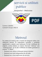 Servicii Publice Transport
