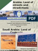 Saudia Arabia - New