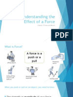 Force Relationship Between Mass Foce Acceleration