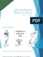 Force Relationship Between Mass Foce Acceleration