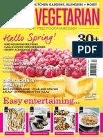 Cook Vegetarian - April 2015 UK