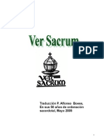 Historia Del Ver Sacrum
