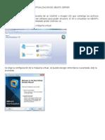Virtualizacion de Ubuntu Server