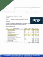 Presupuesto - Equipos Para Estacion de Am