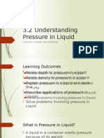 3.2 Pressure in Liquid