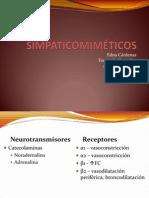 SIMPATICOMIMÉTICOS final 1234