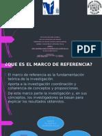 Tema 8 Marco de Referencia